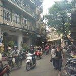 Exterior Essence Hotel, Hanoi
