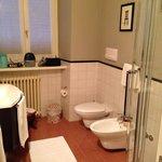 Salle de bain de la chambre Melograno