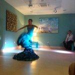 flamenco show on Friday night.