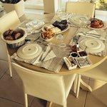 Ready for breakfast!