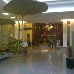Big and Bright Lobby