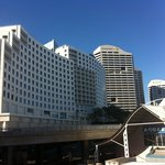 Darling Harbour side