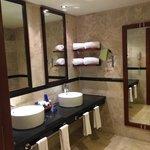 Standard bathroom 7063 (Note, no bath, double shower instead)