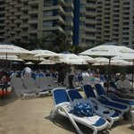 Club de playa privado