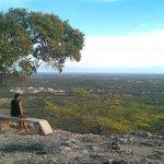 De Brandaris is de hoogste berg van Bonaire