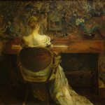 T. W. Dewing: The Spinet