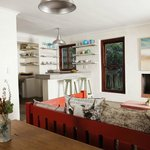 Spacious open plan kitchen/lounge/dining room in Boetie Pierre