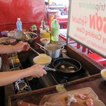 Mr Son, Hoi An - Cooking lesson with Mrs Son