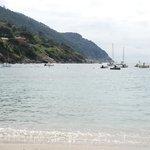 Bay of Silence, beach view
