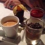 Cafe gourmand ( pas mal)