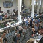 halle aus poissons place du marché