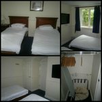 Twin room in cottage No 3