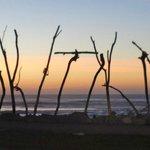 Sunset on Town Beach