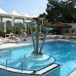 hotel terme millepini - piscina esterna