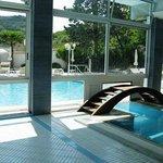 hotel terme millepini - piscina interna-esterna