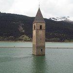 church   Lago Di Resia