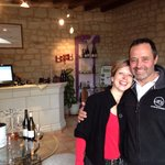 The beautiful couple behind the Domaine des Clos Maurice