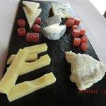 デザート:チーズ