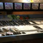 Great selection of fish