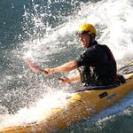 Pinniped Kayak