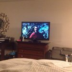 Television in Room