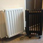 Reemplazo de radiadores existentes por unos eléctricos !!