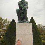 Музей Родена Париж