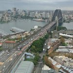 Sydney Bridge view