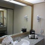 Comfortable utility room