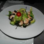 ...insalata di avocado