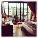 deluxe room top floor