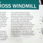 Decription of the recreated Russian Windmill