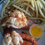 Lobster & Fries