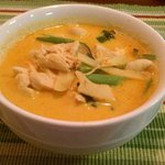 Red curry chicken - my favorite!