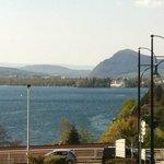 vue smpathique sur annecy depuis l'hotel