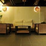 Masada Kep / Reception area
