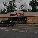 family dollar store a block away