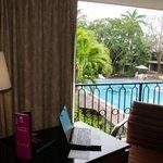 De placer o de trabajo con magnifica vista desde tu habitación