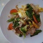 Thai stir fry!