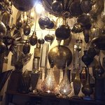 Lighting shop