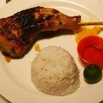 Chicken Inato Set