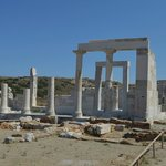 The Temple of Dimitra, Naxos, Greece