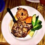 Thursday special ... Jerk pork chop