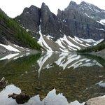 Lake Agnes.
