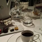 Jeunes gastronomes - cafe et mignardises