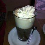 Kaffe med mums
