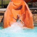 The 'Ohana Slide is loads of fun!