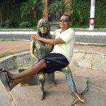 Estátua B. Bardot