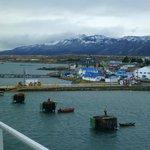 Chegada a Puerto Natales