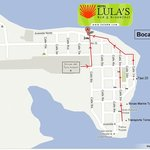 How to get to Lulas!